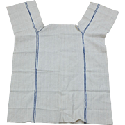 SALE Old Hand Sewn Shirt for Collectors