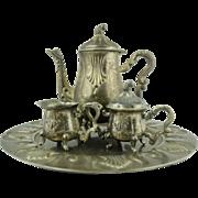 SALE Vintage Shabby Chic Tea Party Set