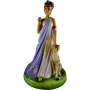 Royal Doulton Figurine Les Femmes Fatales Queen of Sheba HN 2328 Peggy Davies Design