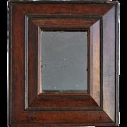 XVIIth century french mirror