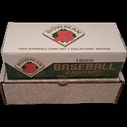 1989 Bowman Tiffany Baseball Collector's Edition Card Set