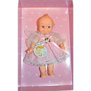 Rose O'Neill Tooth Fairy Kewpie Doll 8 Inch in Box