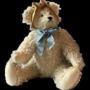 "Handmade Collectible ""Cleo"" Bear"
