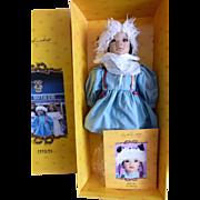"Annette Himstedt Kima Doll 25"""