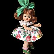 Vintage Vogue Strung Ginny Doll Kindergarten Afternoon Linda 1953