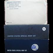 Three (3) Unopened Mint Sets - 1965, 1966, & 1967!