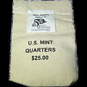 Rare Unopened Mint Bag - 1999 D New Jersey Quarters! $8,850.00 Quarter Inside?