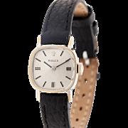 SALE Rare $5000 Vintage 14k White Gold Ladies Genuine Rolex Watch, Box and Warranty!