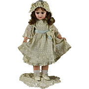 Wonderful Antique Depose Tete Jumeau Bebe, 22""