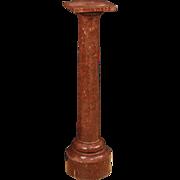 20th Century French Column