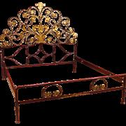 20th Century Iron Bed