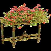 20th Century French Flower Box