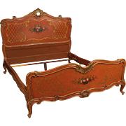 20th Century Venetian Bed