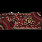 English Art Deco Tapestry