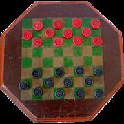 Gameboard Game Board Checker Game 8 Octagon Sides Waterloo Ontario Mennonite area