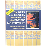 Signed Book Arts & Crafts Movement in the Pacific Northwest