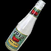 SALE Rare Yolo Tomato Catsup / Ketchup Bottle California Conserving c. 1940