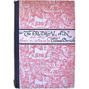 1931 The Prodigal Son by Illustrator Thomas Derrick