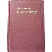 The World Beyond by John Doughty 1882 1st Edition Swedenborg Spiritualism Book