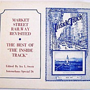 Market Street Railway Revisited by Swett & Aiken San Francisco Interurbans 1st Edition