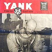 Yank Tokyo Edition Nov. 16 1945 Donna Reed Pin-Up