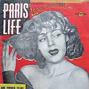 Paris Life Magazine Spring 1954 La Vie Parisienne American Edition