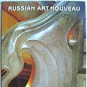 Russian Art Nouveau Oversize 440-Page Book by Borisova & Sternim