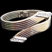 MARBOUX- Fabulous Couture Vintage Signed Bracelet