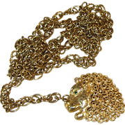 Jeanne- figural belt or necklace
