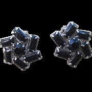 Weiss- Signed Older Vintage Earrings
