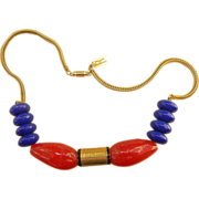 Anne Klein for Accessocraft Runway Necklace