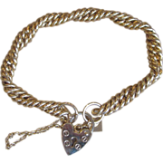 Pierre Cardin- Vintage Revival Gate Bracelet