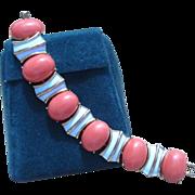 Trifari- L'Orient Vintage Signed Bracelet