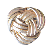 Grosse- Dated 1960 Elegant Layered Brooch