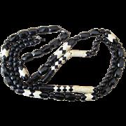 MONET- Two Fabulous Vintage Necklaces Runway Couture