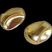Robert Lee Morris Vintage Unique Earrings