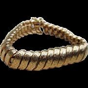 Ciner Signed Vintage Fabulous Bracelet