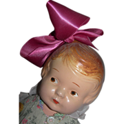 "REDUCED 11"" Cute Little Nancy by RB"