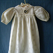 16'' Wool Challis Doll Dress