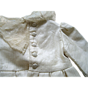 Silk  Coat for your French or German Doll