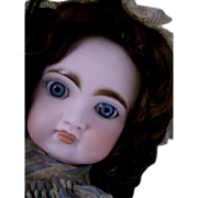 SOLD Antique Belton Type 16'' Doll for the French Market
