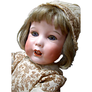 19'' SFBJ Toddler Character-Best Ever Bisque