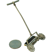 Miniature Soft Metal Push Mower