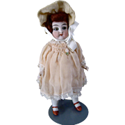 7'' All Bisque German Doll by Kling