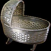 Miniature Sterling Cradle