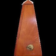 SOLD Seth Thomas De Maelzel Metronome E899-575