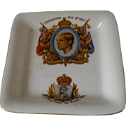 Duke of Windsor Commemorative Plate