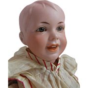 REDUCED SFBJ 235 French Character doll 15 1/2 inch
