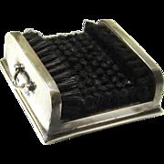 Special Sterling Silver Sampson Mordan Pen Wipe, London, c1898