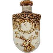 Schafer Vater BPOE Tooth shaped Porcelain Flask
